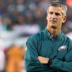 Colts hire Eagles' Frank Reich