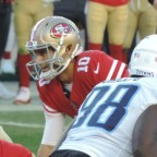 Garoppolo inks extension with 49ers