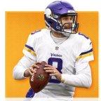 Kirk Cousins is a Viking