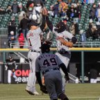 Fulmer, Tigers defeat White Sox 6-1, eye series sweep tomorrow